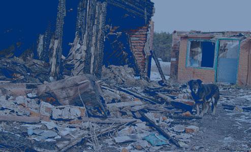 Expertise en catastrophes naturelles, dégâts des eaux et incendie